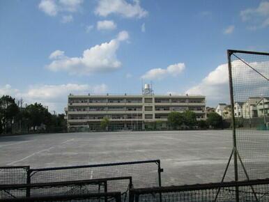 すすき野中学校