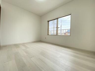 2階北側洋室です。