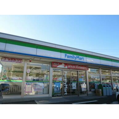 ファミリーマート青葉嶮山店