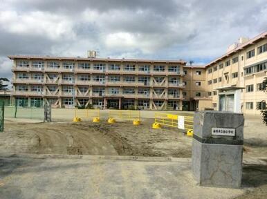 石巻市立釜小学校