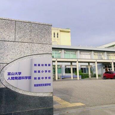 国立富山大学人間発達科学部附属小学校