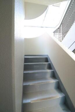 階段なのでいい運動になります♪