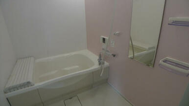 ユニバーサルデザイン採用で安心・安全性に配慮したバスルームです☆