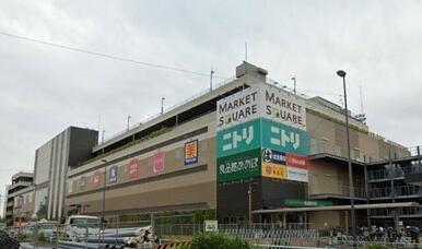 マーケットスクエア川崎
