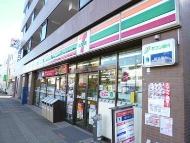 セブンイレブン三ッ沢下町店