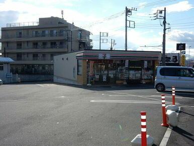 セブンイレブン秦野名古木店