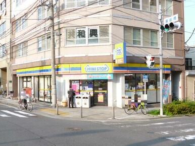 ミニストップ黄金橋店
