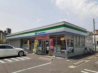 ファミリーマート岡山浜野店