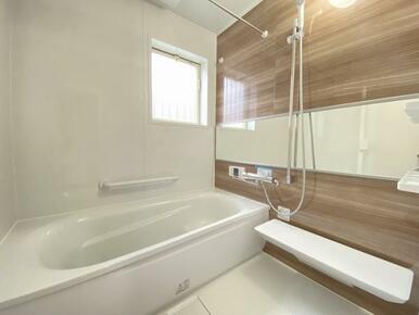 お風呂も新品に交換済みです。