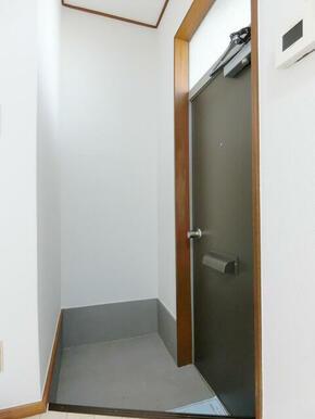 ★玄関スペース★