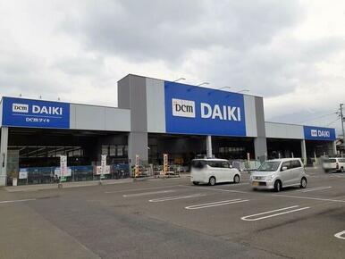 ダイキ新居浜西店様
