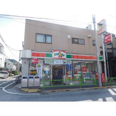 サンクス東玉川店