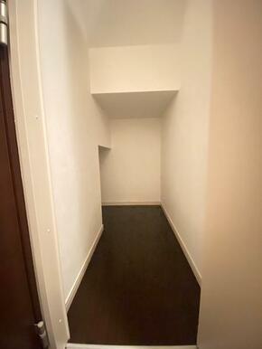 1階 洗面脱衣所の収納です。